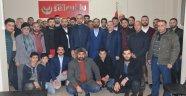 Anadolu Selçuklu Ocakları Malatya İl Başkanlığında görev değişimi