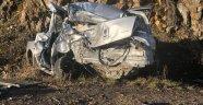 Ankara'da trafik kazası: 1 ölü 1 yaralı