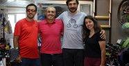 Ardahan'dan başlayan pedal arkadaşlığı Malatya'ya ulaştı