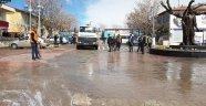 Arguvan'da dezenfekteye ağırlık verildi