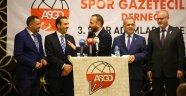 ASGD 3. Spor Adamları Ödül Gecesini Feridun Yıldız anısına yaptı