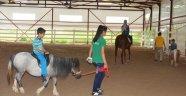 Atlı Terapi Merkezine İlgi Her Geçen Gün Artıyor