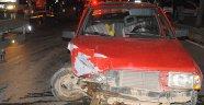 Aydın'da trafik kazası 5 yaralı !