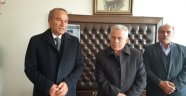 Başkan Kızıldaş Arguvan Muhtarlar Derneğini ziyaret etti
