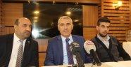 Battalgazi AK Parti adayı Güder basınla buluştu