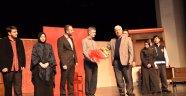 Bir Şubat Evi,Malatya'da Sahnelendi