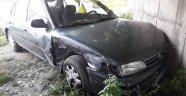 Bozüyük'te iki otomobil çarpıştı; 1 yaralı