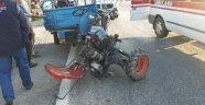 Bozyazı'da kaza: 2 yaralı
