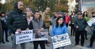 Bulgaristan halkından akaryakıt zammı protestosu