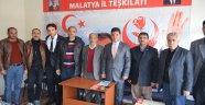 Büyük Birlik Partisi Malatya İl Ve İlçe Teşkilatı Göreve Başladı