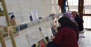 Büyükşehir'den halı dokuma kursu
