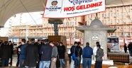 Büyükşehir'den öğrencilere çorba ikramı