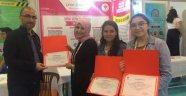 Çınar'lı öğrenciler Türkiye 3'üncüsü oldu