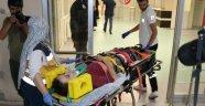 Çöken kerpiç evde baba öldü, kızı yaralandı