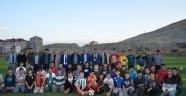 Darende'de gençlerden spora yoğun ilgi