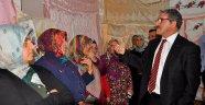 Dilek'te dikiş-nakış kursu sona erdi