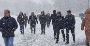 Doğu Anadolu buz tuttu: Ardahan eksi 12