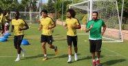 E.Y. Malatyaspor'da Ertaç ve Erkan takımla çalışmaya başladı