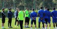 E.Yeni Malatyaspor, Antalya kampında 4. günü geride bıraktı