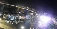 Ege'de korkutan deprem! Halk sokaklara döküldü...
