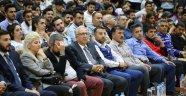 Emre Aydemir İnönü Üniversitesinde öğrencilerle buluştu