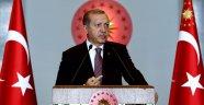 Erdoğan: kurulan bazı tuzakları geç gördük