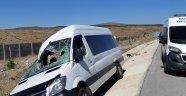 Eskişehir'de trafik kazası: 1 ölü 6 yaralı