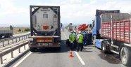 Eskişehir'de trafik kazası: 1 ölü, 4 yaralı