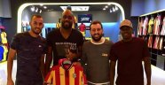 Evkur Yeni Malatyaspor lisanslı ürün mağazasına yoğun ilgi