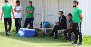 Evkur Yeni Malatyaspor'un T.M. Akhisarspor planı hazır