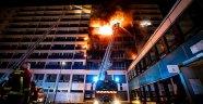 Fransa'da hastanede yangın: 1 ölü, 8 yaralı