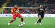 Galatasaray ile Kayserispor 46. randevuda