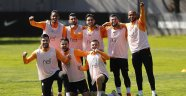 Galatasaray, Yeni Malatyaspor maçı hazırlıklarına devam etti