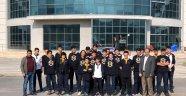 Geleceğin Teknoloji Dahileri Teknopark gezisine katıldı