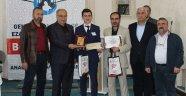 Genç Bilaller Bölge Ezan Okuma Yarışması düzenlendi