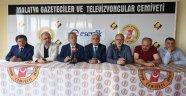 Genel Başkanlar Karaca ve Erdoğan'dan, MGTC'ye ziyaret