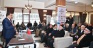 Gürkan'dan Vefa Konağını ziyaret