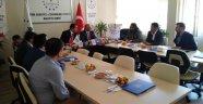 İl Emniyet Müdürü Urhal'dan TÜMSİAD'a ziyaret