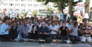 İl Müftüsü Ümit Çimen, Cuma Hutbesinde Şehitler için dua etti