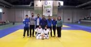 İnönü Üniversitesi Bursa'da yapılan Judo Şampiyonasında derece elde etti