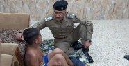 Iraklı baba 70 lira için çocuğunu öldüresiye dövdü