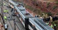 İspanya'da yolcu treni raydan çıktı: 1 ölü, 44 yaralı