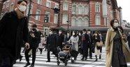 Japonya'da son 24 saatte rekor sayıda korona vakası