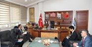 JICA ve İller Bankası yetkilileri Malatya'da