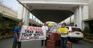 Kanada  Filipinler'deki çöpünü geri getirmek için şirket kiraladı