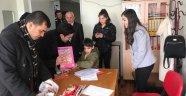Kaymakam Köroğlu'ndan özel öğrenci ilgisi