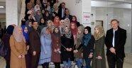 Kızılay Suriyeli öğrencilerle buluştu