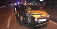 Kozalak toplayan çift feci kazada canlarından oldu