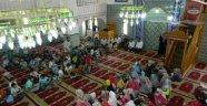 Kur'an kursu öğrencileri 15 Temmuz şehitlerini unutmadı