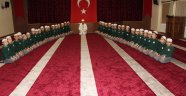 Kur'an Kursu öğrencilerinin programı ilgi gördü